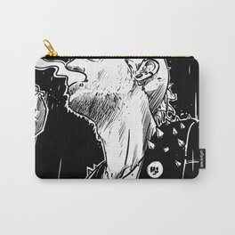 Smoke and Rain Carry-All Pouch