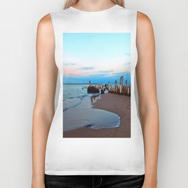 Relics by the Sea Biker Tank