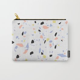 Terrazzo Texture #4 Carry-All Pouch