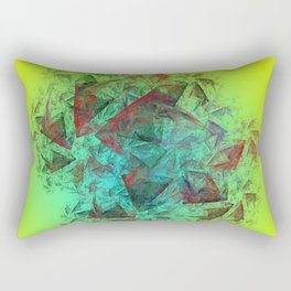 simply creative Rectangular Pillow