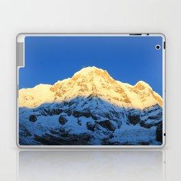 Annapurna sunrise Laptop & iPad Skin