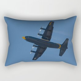 Fat Albert Prop Vortices Rectangular Pillow