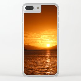 Whitsunday Dreaming Clear iPhone Case