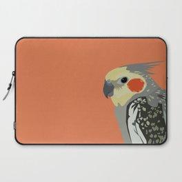 Marcus the cockatiel Laptop Sleeve
