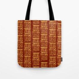 Lex Bricks Red Tote Bag