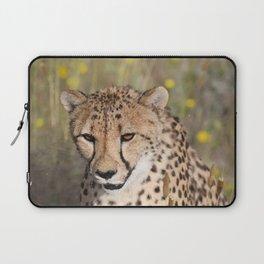 Cheeta Head looking Laptop Sleeve