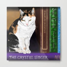 Agatha and Other Classics Metal Print