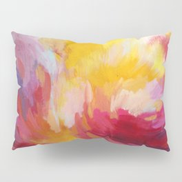 Sunset in Pink Pillow Sham