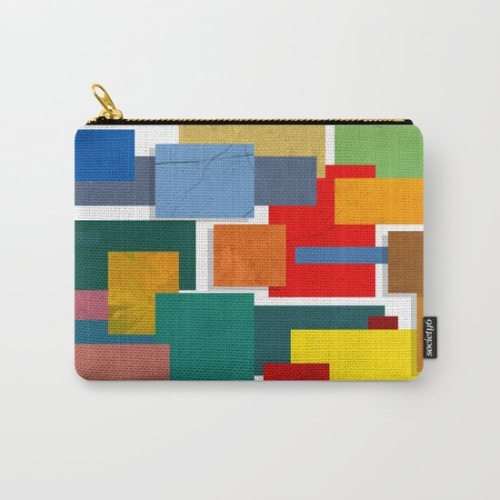 Abstract #338 Carry-All Pouch