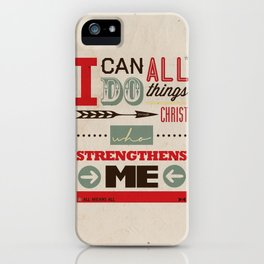 All Things iPhone Case