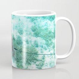 Watercolor Ray, Spotted Eagle Ray 38, St John, USVI Coffee Mug