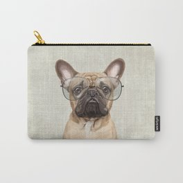 Mr French Bulldog Carry-All Pouch