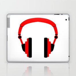 Pair Of Headphones Laptop & iPad Skin