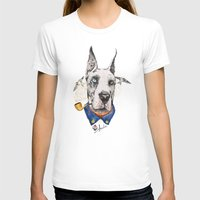 great dane T-shirts featuring Mr. Great Dane by dogooder