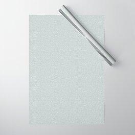 SILVER STARS CONFETTI Wrapping Paper