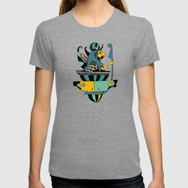 Horus On The Nile T-shirt