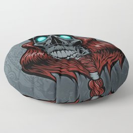 Valhalla Awaits Floor Pillow