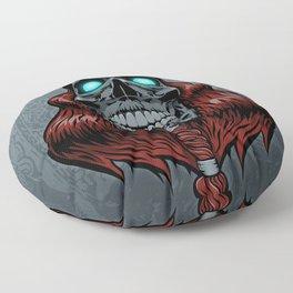Valhalla Awaits Floor Pillow