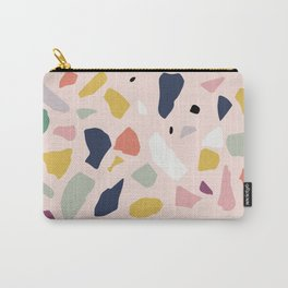 Big Terrazzo Carry-All Pouch