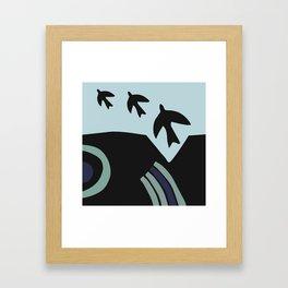 Fashion Roatho Framed Art Print
