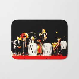 Cotton Club Crooners Bath Mat