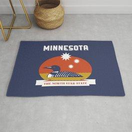Minnesota - Redesigning The States Series Rug