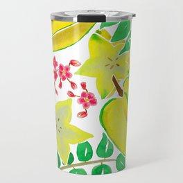 Starfruit Season Travel Mug