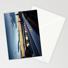 Stockholm Night - Slussen Stationery Cards