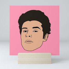 Shaun Mendes Mini Art Print