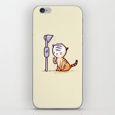 Not colourfast iPhone & iPod Skin