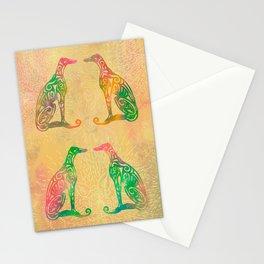 Lottinky Greyhounds - Summer Garden Stationery Cards