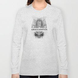 Amalgamation #4 Long Sleeve T-shirt