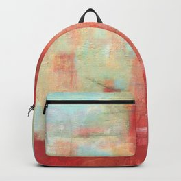 Ascension, Abstract Art Painting Backpack