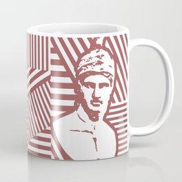 Gods Geometric - Ares Coffee Mug