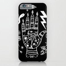 Spiritual Hand Black and White iPhone 6s Slim Case