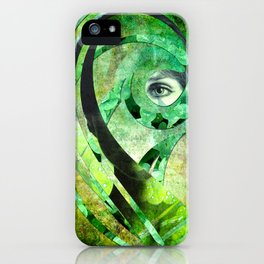 Irish Girl iPhone Case