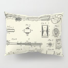 Fly and Mosquito Gun-1905 Pillow Sham