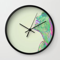 Laughing With Wall Clock