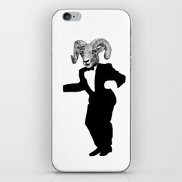 Happy Ram iPhone Skin
