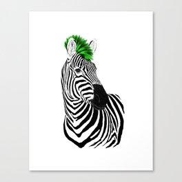 Zeb Punk Canvas Print