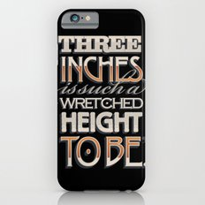 Wretched Height iPhone 6s Slim Case