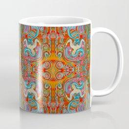 Mermaid Glass Coffee Mug