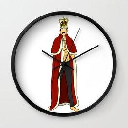 Freddie 4 Wall Clock