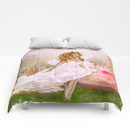 Pink Opal Comforters