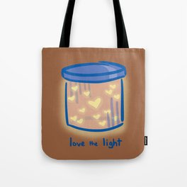Love the Light Tote Bag