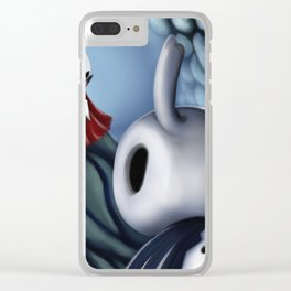 Stranger on a Path Clear iPhone Case