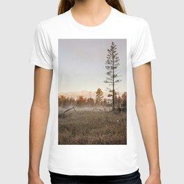 fall morning T-shirt