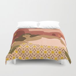 Too Much Drama, Take Me To Desert Duvet Cover