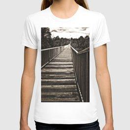 Crossing the Bridge T-shirt
