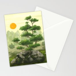 Japanese Garden Stationery Cards